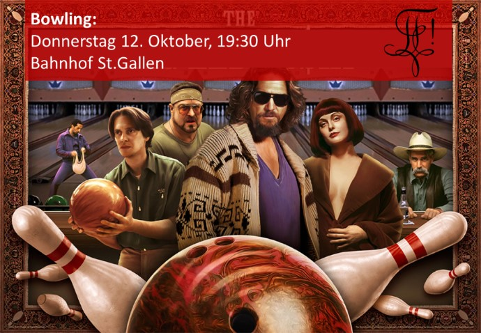 Preview Semesterwoche 4:  Bowling